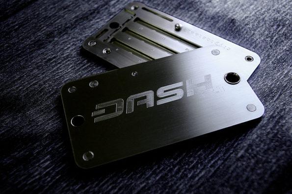 Special Edition DASH 12.1 Cryptosteel