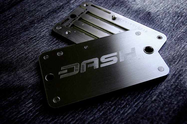 Special Edition DASH 12.1 Cryptosteel