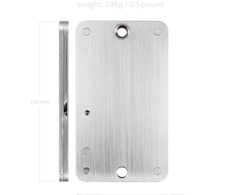 Cryptosteel Product Details