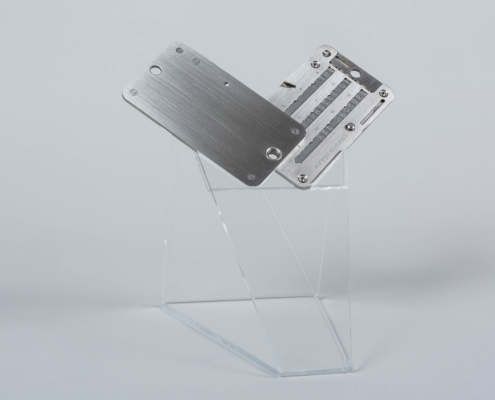 Cryptosteel POS-display large