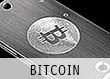 Cryptosteel engraving Bitcoin