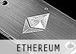 Cryptosteel engraving Ethereum