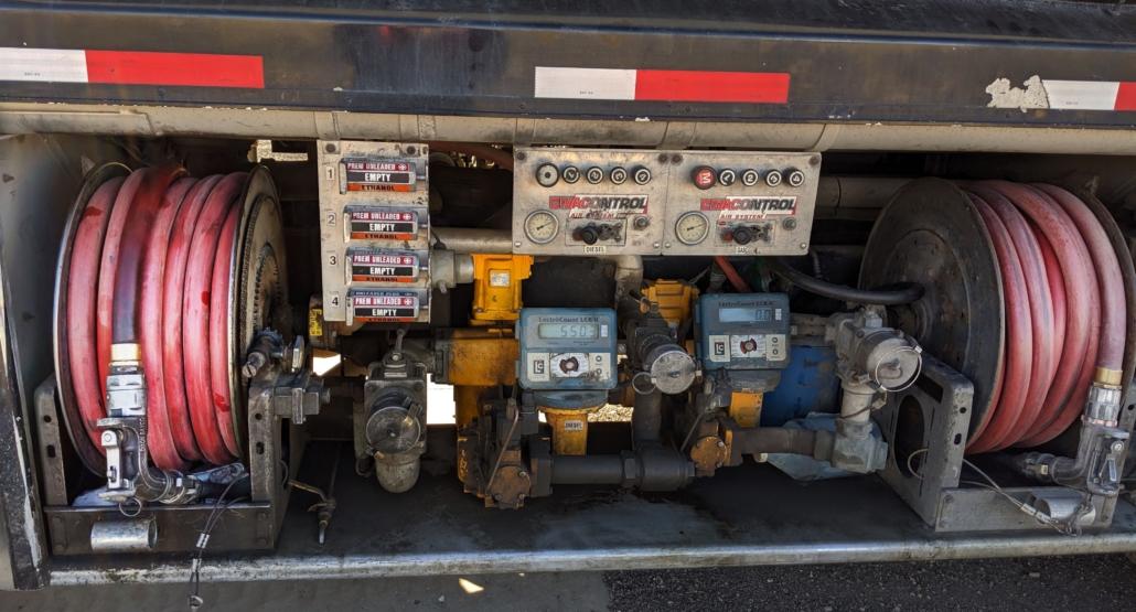 Cryptosteel Capsule Heat Test Jet Fuel Pump