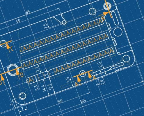 Cryptosteel technical drawing