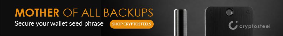 Cryptosteel